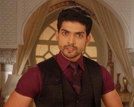 Gurmeet Choudhary as Maan in angry mood