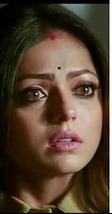 Subpost 1 - Nandini in yesterday's episode - silsilabadalterishtonka - drashtidham